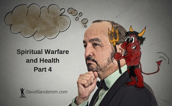 Spiritual Warfare and Health